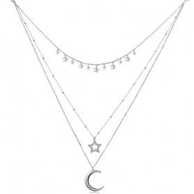 S'Agapo' - Collana collezione New Moon. SNM01