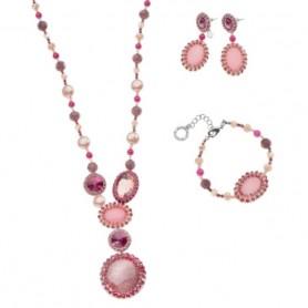 Ottaviani - Linea con cristalli, perle bijoux e strass. 500200