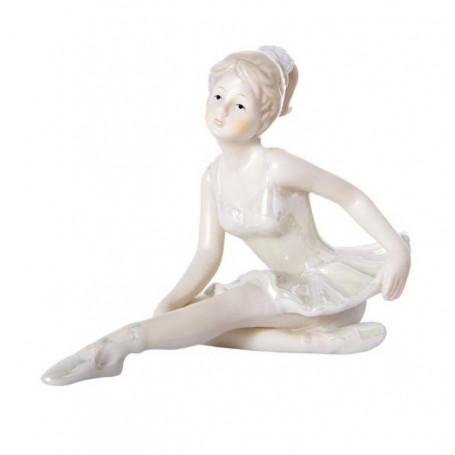 Melograno - Pearl ballerina gamba tesa - 1108006