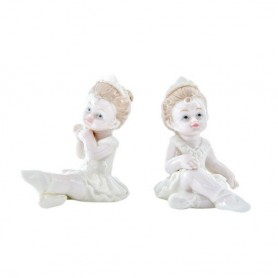Melograno - Pearl ballet pc. assortite 2 pezzi cm 6 - 1097008