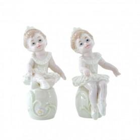 Melograno - Pearl ballet gr. assortite 2 pezzi cm 6 - 1097009
