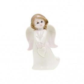 Melograno - Pearl Angelo con cuore cm 12 - 1158012