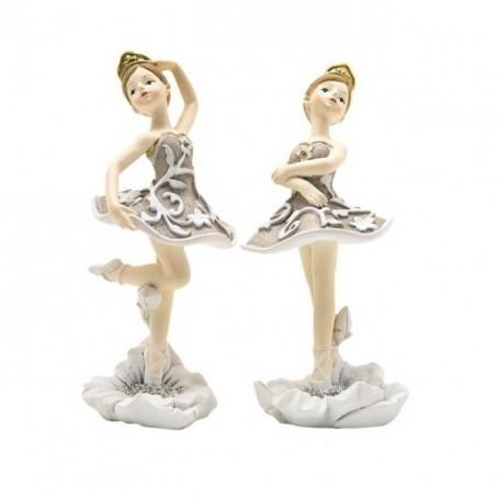Melograno - Ballerina media danzante 2 pz. assortiti - 1099190