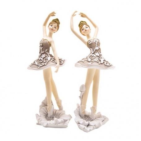 Melograno - Ballerina grande danzante 2 pz. assortiti - 1099191