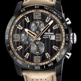 "Festina - Orologio crono uomo ""The Originals"". F20339/1"