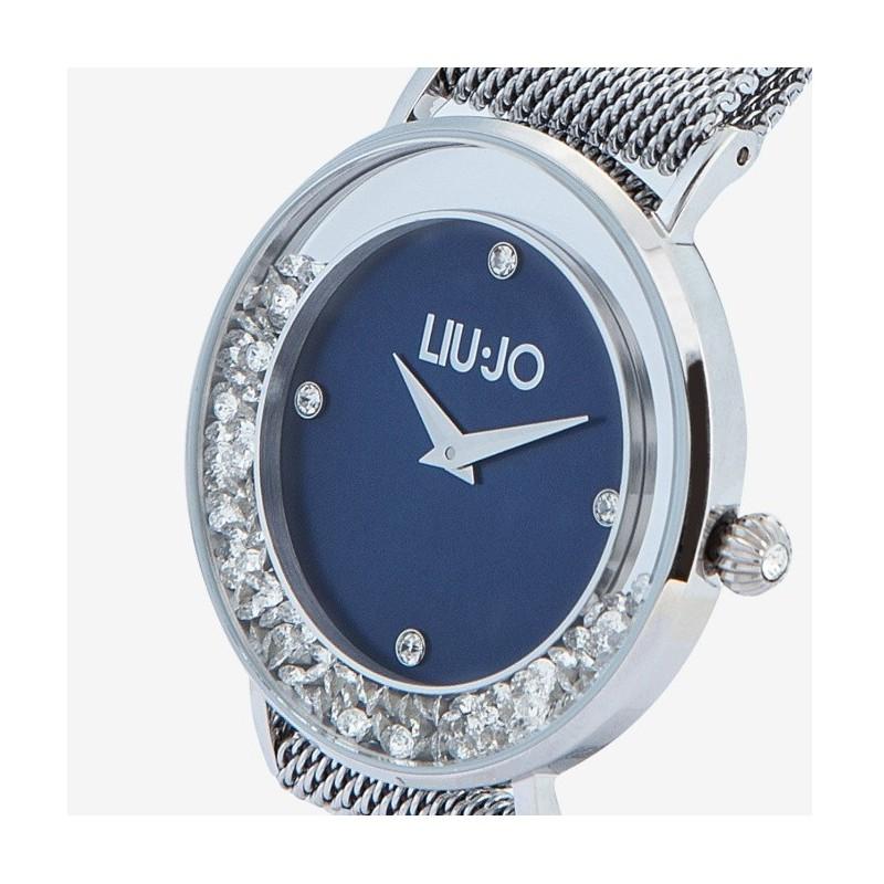 d35ac07ac4722 Liu Jo - Orologio donna Dancing Slim Blu.