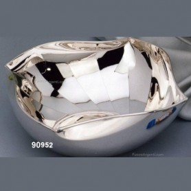 Fusco Argenti - Cocimano ciotola quadra argento.