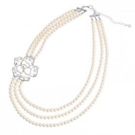 Ottaviani - Collana con perle di vetro. 500304C