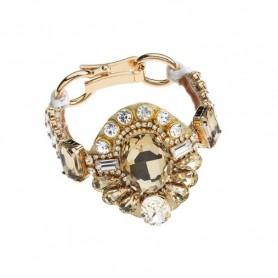 Ottaviani - Bracciale con cristalli e perline. 500233B