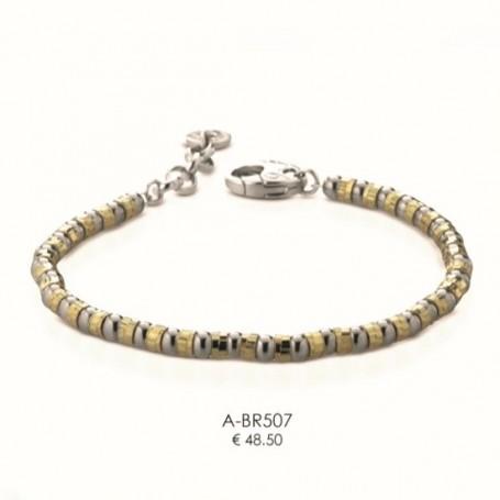 Ananda925 - Bracciale argento linea Balls. A-BR507