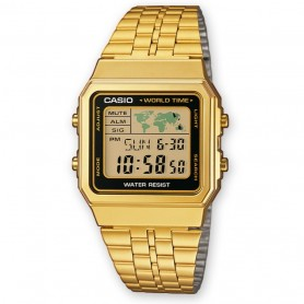Casio - Orologio Digitale Unisex Casio Casio Collection. A500WEGA-1EF