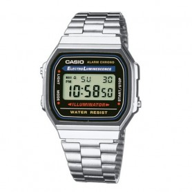 Casio - Orologio digitale Vintage A168WA-1YES.