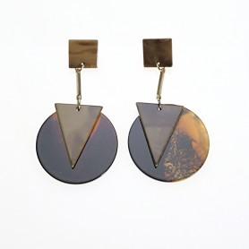 Arteregalo - Orecchini colorati. FER270750