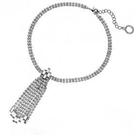 Ottaviani - Collana con cristalli. 500470C