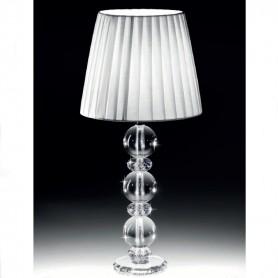 Ranoldi - Lampade in cristallo in 3 varianti.