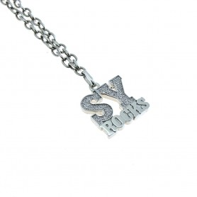 Sweet Years - Collana SY donna cm 70 + 5.