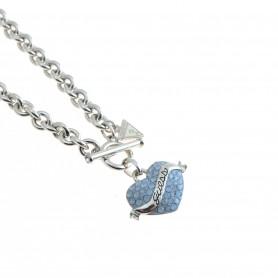 Guess - Collana donna gioielli Guess con cristalli. UBN11150