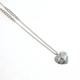 Guess - Collana donna cm 80 gioielli Guess con strass. UBN71272