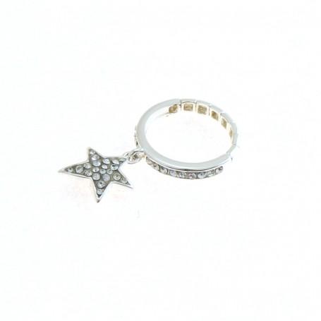 Guess - Anello regolabile collezione gioielli Guess. UBR81019