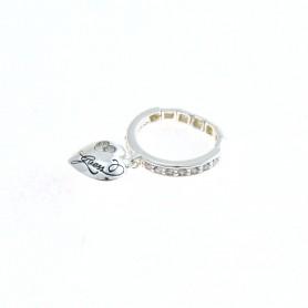 Guess - Anello regolabile collezione gioielli Guess. UBR12001
