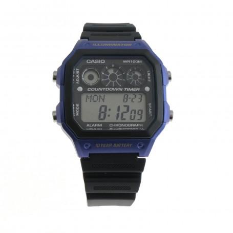 Casio - Orologio digitale AE-1300WH-2AVEF.