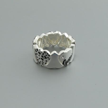 Guess - Anello regolabile collezione gioielli Guess. UBR81010