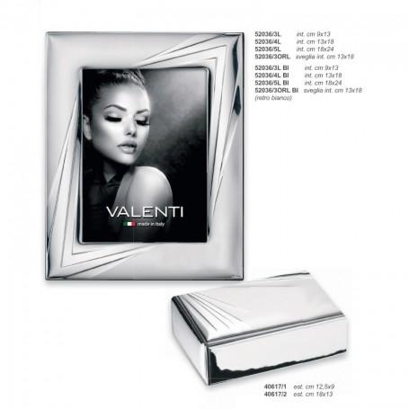 Valenti Argenti - Portafoto argento varie misure. 52036