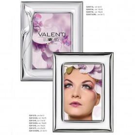 Valenti Argenti - Portafoto argento liscio varie misure. 52013