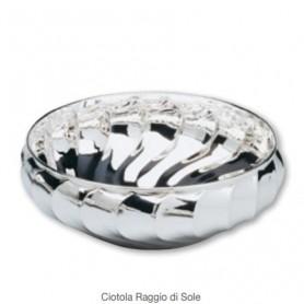 Greggio - Ciotola Raggio di Sole argento