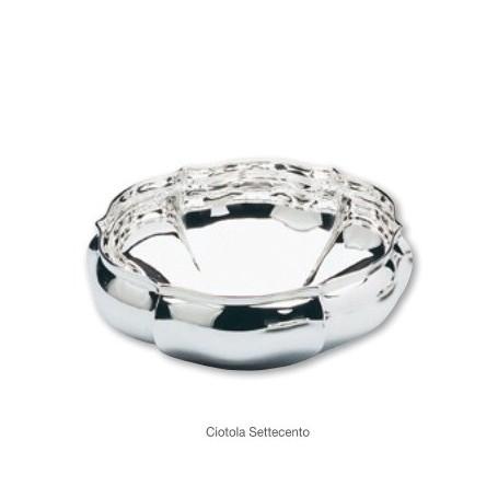 Greggio - Ciotola Settecento argento